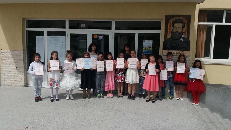 """V Национален фестивал на руската поезия, песен и танц """"Пусть всегда будет солнце"""""""
